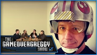 Gary Whitta (Special Guest) - The GameOverGreggy Show Ep. 63