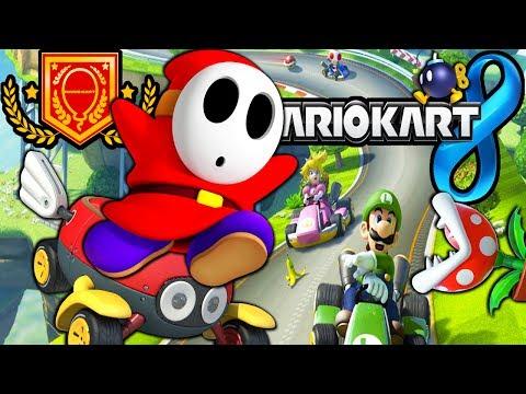 Mario Kart 8: Battle Mode Online! How to Quick Turn & Tourney Gameplay Walkthrough PART 9 Wii U HD