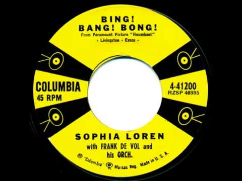 Sophia Loren  Bing! Bang! Bong! 360p video