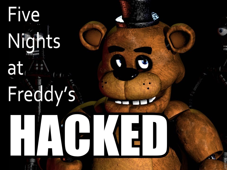 Five nights at freddy s hack youtube