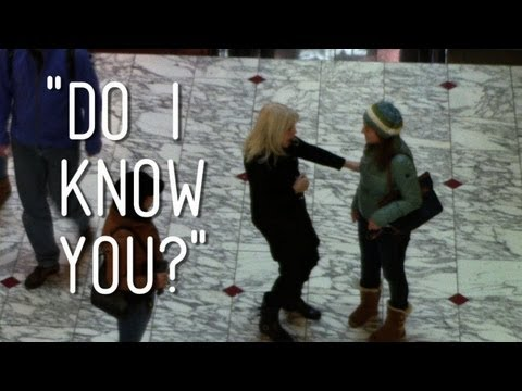 Do I Know You?!? Prank