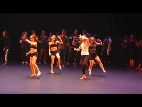 Spectacle Danse pour le diabète 1, Breck dance avec Multifa 7