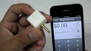 Demo - Square Card Reader from Squareup.com