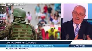 Brésil : naufrage économique, désillusions politiques ?