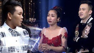 🎤 Bé Tèo Em với giọng hát ngọt ngào qua ca khúc Hủ Tiếu Gõ khiến Ngô Kiến Huy đổ gục | TĐSC Nhí  1