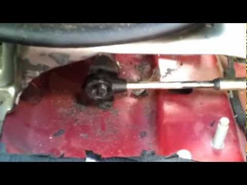 Manual trans 2000 Dodge Neon ES selector and crossover cable fix (It wasn