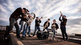 download lagu Daft Punk - Get Lucky Cover By Brevis Brass gratis