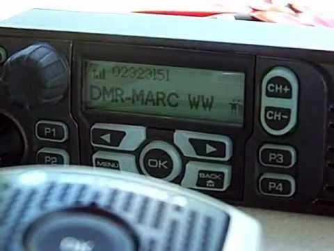 DMR-MARC Demo at Tri-Club (WIARC,MARC & CUARC) ARRL FD 2012
