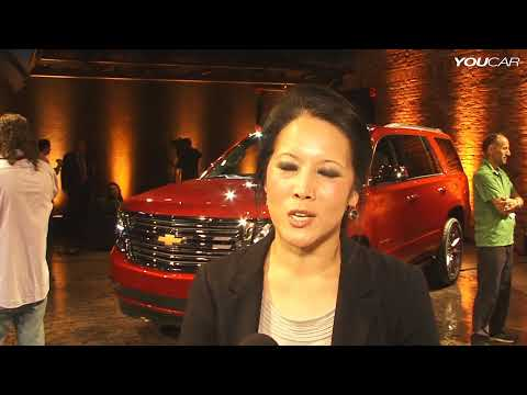 ► 2015 Chevy Suburban & Tahoe WORLD PREMIERE