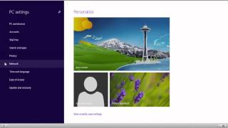 How To Create A New User In Windows 8