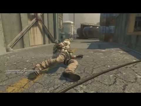 Black Ops, FUNNIEST final kill cam EVER! In the NUTSACK!!