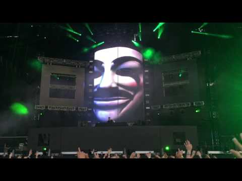 Nicky Romero - Toulouse (Ultra Korea 2017)
