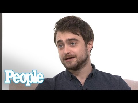 Daniel Radcliffe On Kissing Paul Dano In 'Swiss Army Man' Scenes | People