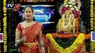 Sravana Snehitha - Atha kodallu 09.08.2013 - TV5