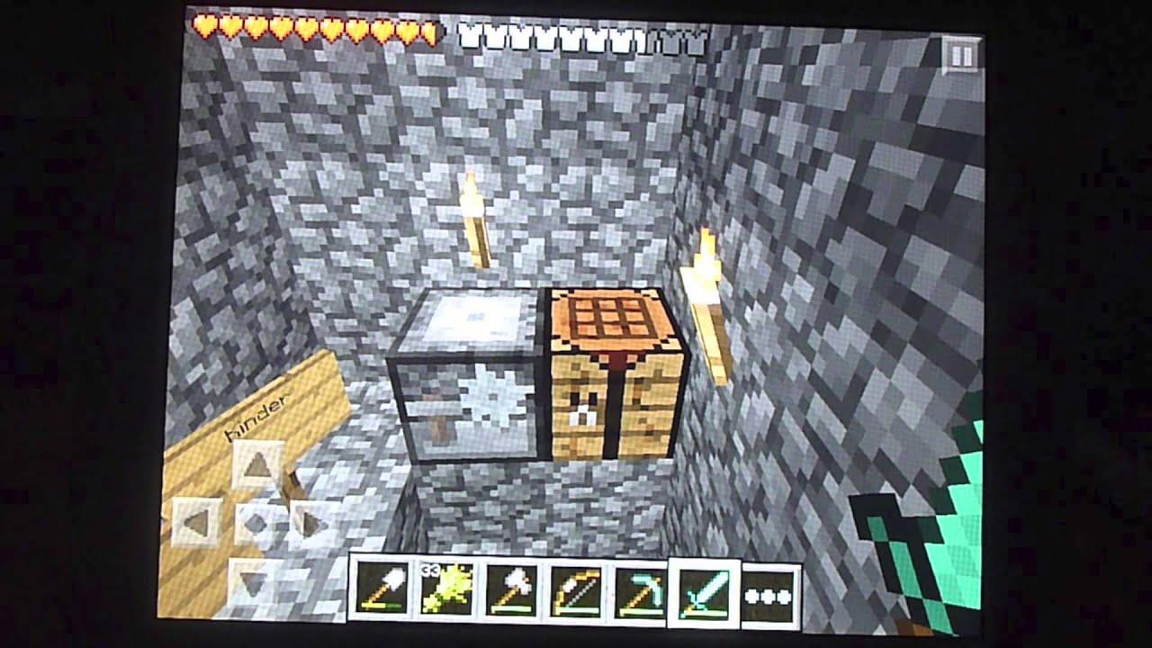 minecraft pe tiere