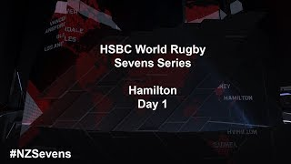 LIVE Hamilton Sevens English Commentary HSBC World Rugby Sevens Series 2020