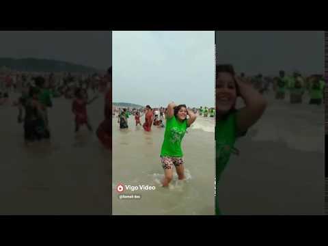 Hypstar somali das beach sexy dance  video thumbnail
