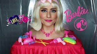 DIY | Barbie Styling Head Costume