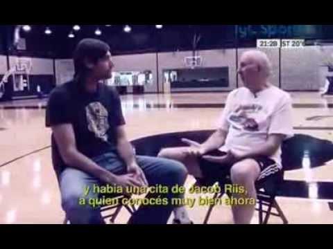 Fabricio Oberto interviews Gregg Popovich