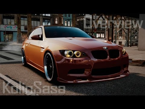 BMW M3 E92 2009 HAMANN