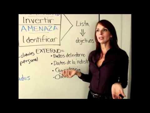 Como hacer un analisis FODA para su empresa