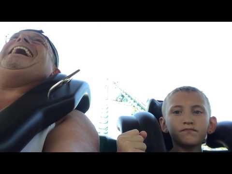Matthews wild roller coaster ride