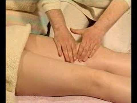 thigh massage video 2