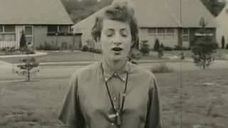 Racism in America Small Town 1950s Case Study Documentary Film