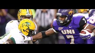 UNI Football Knocks Off No. 1 NDSU, Ending 33-Game Streak