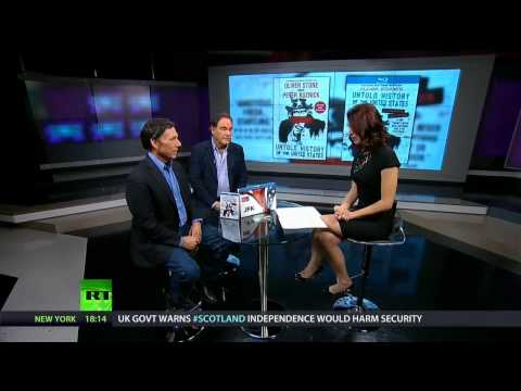 [268] Oliver Stone Blasts American Exceptionalism, Uncensors History