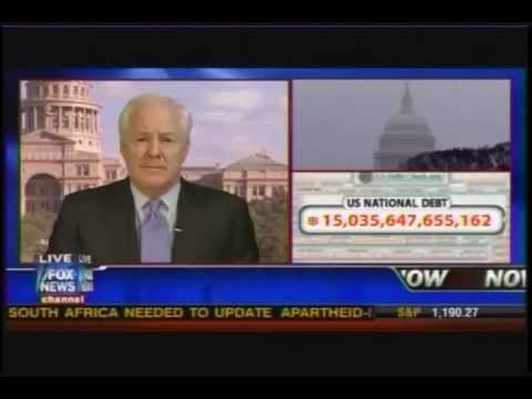 Interview - Sen. Cornyn discusses the