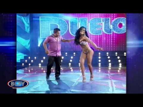 BCPy 2012 - Duelo Merengue: Rossana Barrios y Trocito Franco