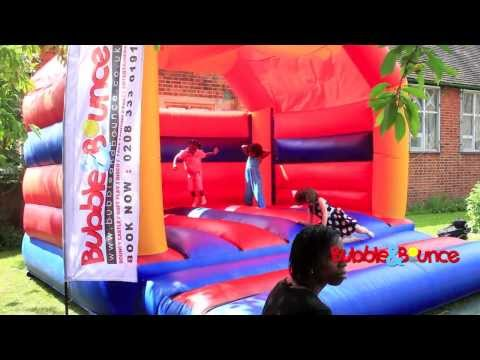 Photo of Bouncy Castle Croydon - Bubble and Bounce - Bouncy Castles Croydon