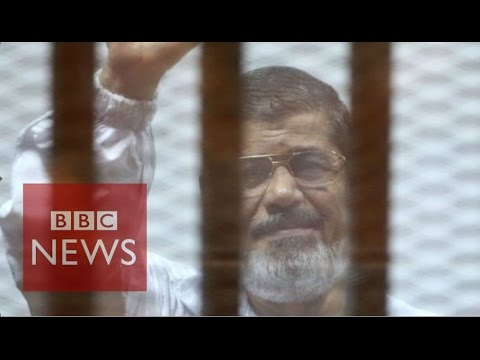 What's happened to Mohammed Morsi?  BBC News