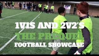 **Awesome Video- NUC Sports The Prequel Showcase- Coach Schuman's View 2v2s