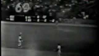 Roger Maris 1961 - 60th Home Run as Called by Mel Allen, WPIX-TV, 9/26/1961