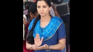 Kulraj Randhawa's temper test at Needhi Singh Press Conference?