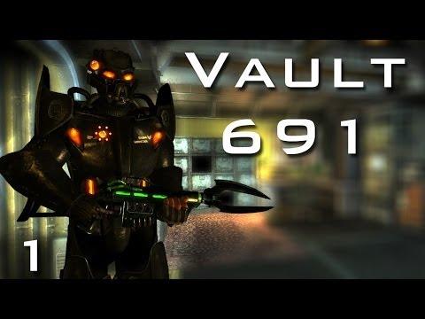 Fallout 3 Mods: Vault 691 - Part 1