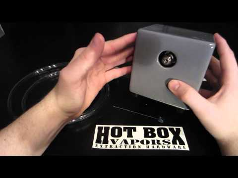 Hot Box Vaporizer (Review) by The Herbal Review