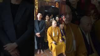 Lễ Giỗ Tổ Sân Khấu 2018 tại Đền Thờ Tâm Linh Việt của NSUT Hoài Linh