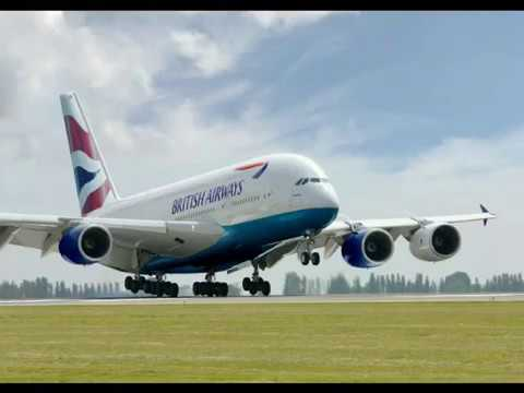 Airbus A380 Video My Tribute To The Air Hotel