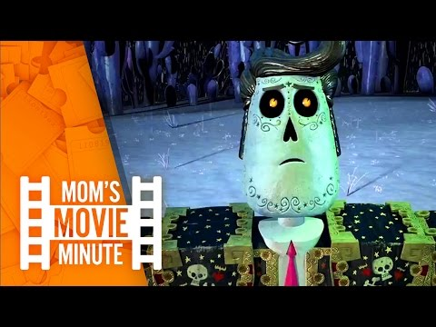 The Book of Life | Mom's Movie Minute | FandangoMovies