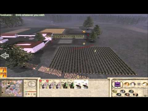 Rome Total War Online Battle #2079: FFA (Happy Parthia Day)