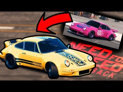 PORSCHE CARRERA RSR FA PAURA: 380km/h - Need For Speed Payback