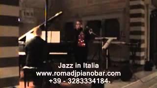 [Estate Bruno Martino - Jazz Cover Live Primiano Di Biase & V...] Video
