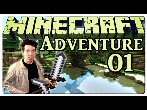 Minecraft Adventure Map #01 - SuperGreenman24