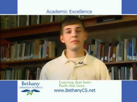 Bethany Christian Schools - A Superb Education in Goshen, Indiana