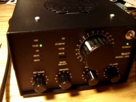 Ten-Tec T1253 CW with Tstorm QRN - part 1