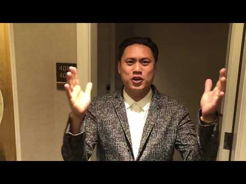 Jon M Chu Welcomes You To The Prescreening Of Crazy Rich Asians