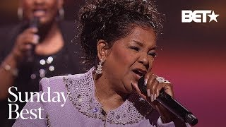 "Pastor Shirley Caesar Has Us All Singing ""Yes, Lord, Yes"" 